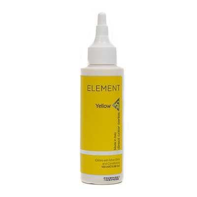 VOPSEA DEMI PERMANENTA ELEMENT YELLOW - 100 ml
