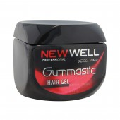 NEW WELL GUMA DE PAR, GUM MASTIC HAIR GEL 750 ML
