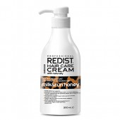 Balsam crema profesionala reparatoare pentru par Milk & Honey - 500 ml