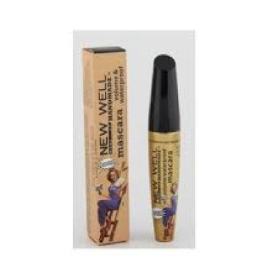 RIMEL - MASCARA VOLUME&WATERPROOF 8ML