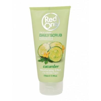 Scrub pentru fata Cucumber - 170 ml