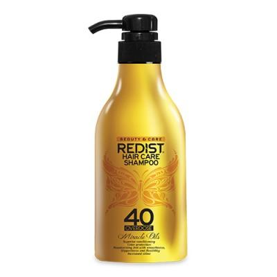Sampon profesional Miracle Oils 40 Overdose - 500 ml